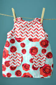 Free Sewing Patterns For Baby Adorable Sew Pretty Sew Free Rose Baby Dress Free Sewing Pattern And Tutorial