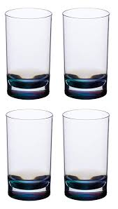 plastic highball glasses. Beautiful Plastic KitchenCraft U0026quotWe Love Summeru0026quot 2Tone U0027Unbreakableu0027 Plastic  Highball Glasses In C