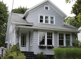 behr exterior paint colorsBehr Sparrow our new exterior house color  Exterior