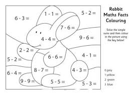 Redoubtable Free Math Coloring Pages Page Courtoisieng Com For