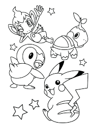 Pokemon Coloring Pages Printable Free Free Printable Coloring Pages