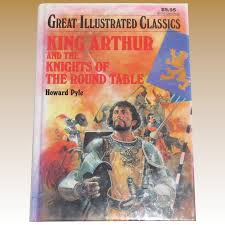 king arthur and the knights of round table summary sparknotes