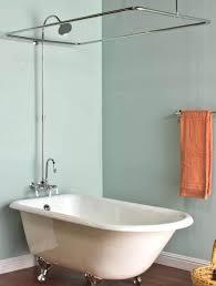 claw foot bath tub shower wall mounted shower clawfoot bathtub shower curtain