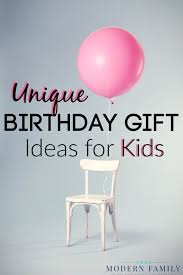 just like the non birthday gift for a one year old these gifts are special out of the box they are sure to make the birthday boy or smile