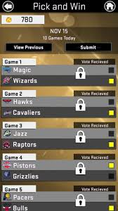 Win is now available on NBA 2k app ...