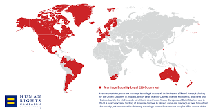 Marriage Equality Around the World - HRC