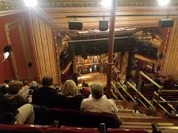 Cibc Theatre Chicago Il Seating Chart Cibc Theater Balcony Left Rateyourseats Com