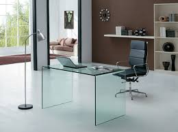 glass office table. Eye Catching Beautiful Glass Office Desk Stunning Decorating Ideas Desks Table A