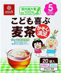 子ども 麦茶 水 出し