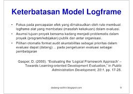 Kumpulan partitur koor pria, partitur koor gabungan, dan partitur koor perempuan. Logframe Analysis Dan Pengembangan Instrumen Monitoring Dan Evaluasi