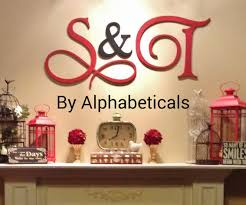 wooden signs wall decor wooden letters wall letters initial hanging monogram letters