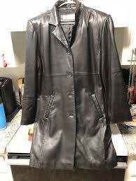 jones new york black leather las jacket for in mill valley ca offerup