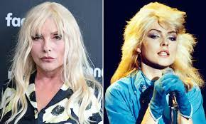 Blondie singer Debbie Harry, 74, claims having cosmetic surgery is just  like getting a flu jab