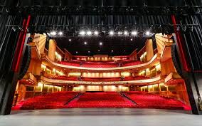 View From The Stage Picture Of Dpac Durham Performing