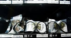 Bc Pain Society Vending Machine Magnificent 48togo Medical Marijuana Vending Machines Pop Up Around Canada