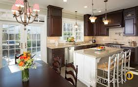 Split Level Kitchen Whole House Remodeling Sun Design Remodeling Specialists Inc