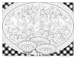 Meditation Coloring Pages Pdf Printable Disney For Adults Online