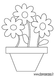 Vaso Con Frutta Da Disegnare Disegni Maestra Mary E Fiori7 The
