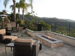 Patio Design Ideas With Fire Pits large fire pit design ideas