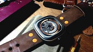 from rolex to apple watches these custom ph made leather straps will jazz up your timepiece