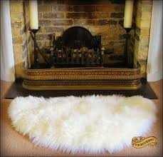 bear rugs fake bear skin rug furry area rugs