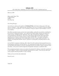Who To Write A Cover Letter 21 Cover Letter Example Internship