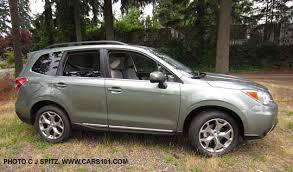 subaru forester 2016 jasmine green. 2015 Subaru Forester 25 Touring Jasmine Green Color In 2016