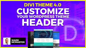 Custom Wordpress Header Design How To Custom Design Your Wordpress Header Navigation Using Divi No Code