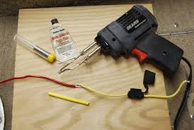 big jon downrigger wiring basics Good Pictures Of Marine Wiring utilizing some good flux to allow the solder to flow properly into all strands of the wire, heat the wire with a good high wattage soldering gun and apply a Marine Wiring Color Code