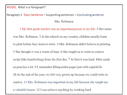 rd grade paragraph essay your 3rd grader s writing under common core standards parenting