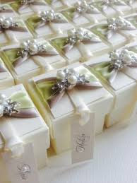 Favour Box Decorations