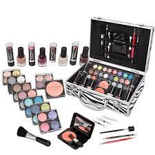 jumbl carry all trunk makeup kit with reusable