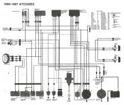 diagrams 17201281 ignition wiring diagram 1986 honda atv 200 honda atv service manual download at Honda Atv Wiring Diagram