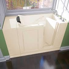 60 x 42 bathtub center drain new walk in baths by american standard a more accessible