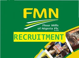 IT Project Manager at Flour Mills of Nigeria Plc