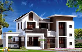 new house design kerala home design and floor plans minimalist new inexpensive home plans