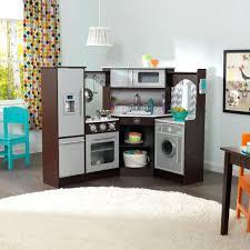 142 wonderful kidkraft ultimate corner play kitchen with lights and sounds hayneedle kidkraft ultimate corner play