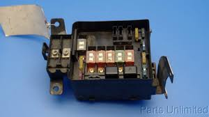 94 97 acura integra oem under hood fuse box fuses and relays 94 01 acura integra oem under hood fuse box fuses and relays no cover