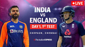 Watch full highlights of the england vs india match at edgbaston, game 38 of the 2019 cricket world cup. India Vs England 1st Test Day 1 Highlights Root Sibley Partnership Headlines First Day Sports News The Indian Express