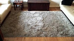 ikea hampen rug beige large beige rug high pile rectangular