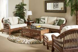 Living Room Wicker Furniture Bermuda 1400 Rattan Wicker Furniture By South Sea Rattan