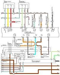 toyota electrical wiring diagram 2001 toyota 4runner radio wiring diagram at 2001 Toyota 4runner Wiring Diagram