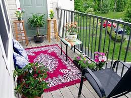 christmas apartment balcony decorating with Apartment Patio