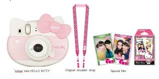 Everyone's favourite <b>Hello</b> Kitty is now an instax mini!