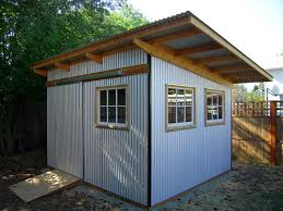 Small Picture Modern tin shed