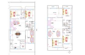 30 60 sq ft luxury west facing duplex house plans