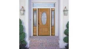 luxury entry door of masonite exterior door with oval fiberglass and exclusive outdoor chandelier lighting