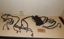 dodge engine harness 98 dodge ram under hood engine bay headlight wire harness w fuse box oem