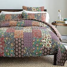 Bed Bath And Beyond Quilts And Coverlets Bed Quilts And Bedspreads ... & ... Get Lost In The Mystical Floral Masterpiece Quilt 3 Piece Bedding Set  By Dada Bedding Bed ... Adamdwight.com