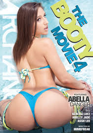 ArchAngel Premieres Flagship Title Booty Movie Vol. 4 on Their Site